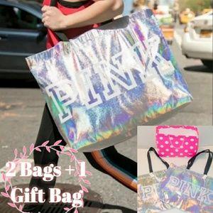 🎀Victoria Secret Large Reusable Bags